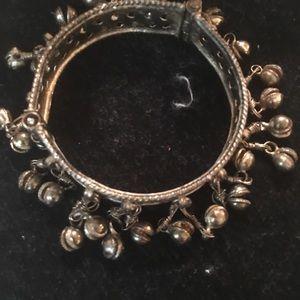 customade Jewelry - Rare gold bell bangle
